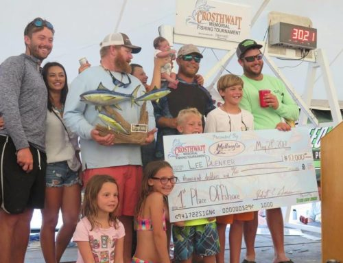 Sea Saw wins Crosthwait offshore title with 81-pound grouper and last-minute adjustments